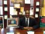 November 1, 2015: Book Signing at Bethel Gospel Assembly in Harlem
